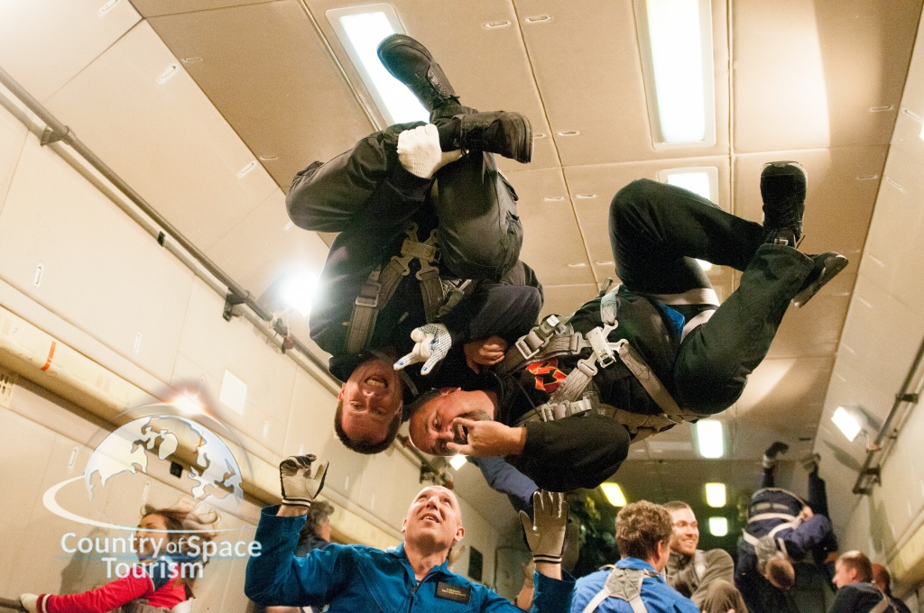 Zero Gravity Flight
